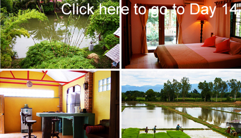 accommodation at Bautong Lodge Farm Bo Sang Village