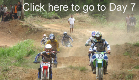Moto Cross in Trang