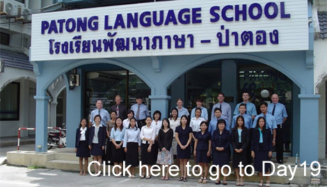 Phuket Language School and Staff
