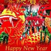 happy new year 'chinese' january 23 2012