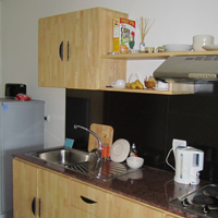 accommodation with a kitchen in Phuket