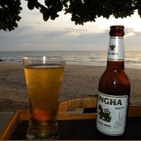 Thai Beer Singha